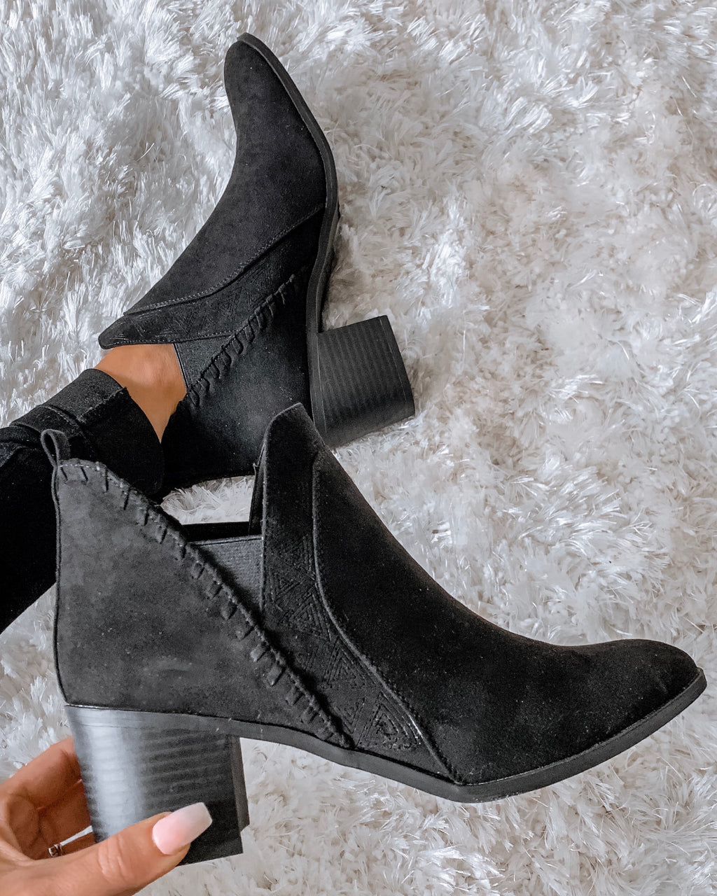 Blessing Booties - Black
