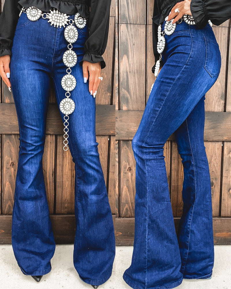 Dixie Bell Bottoms - Dark