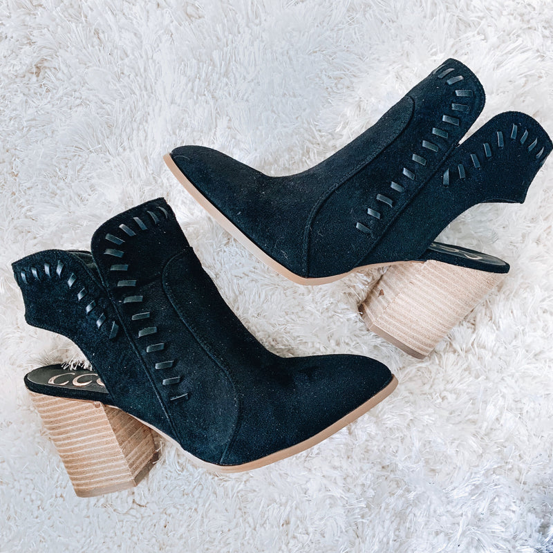 Luck Booties - Black