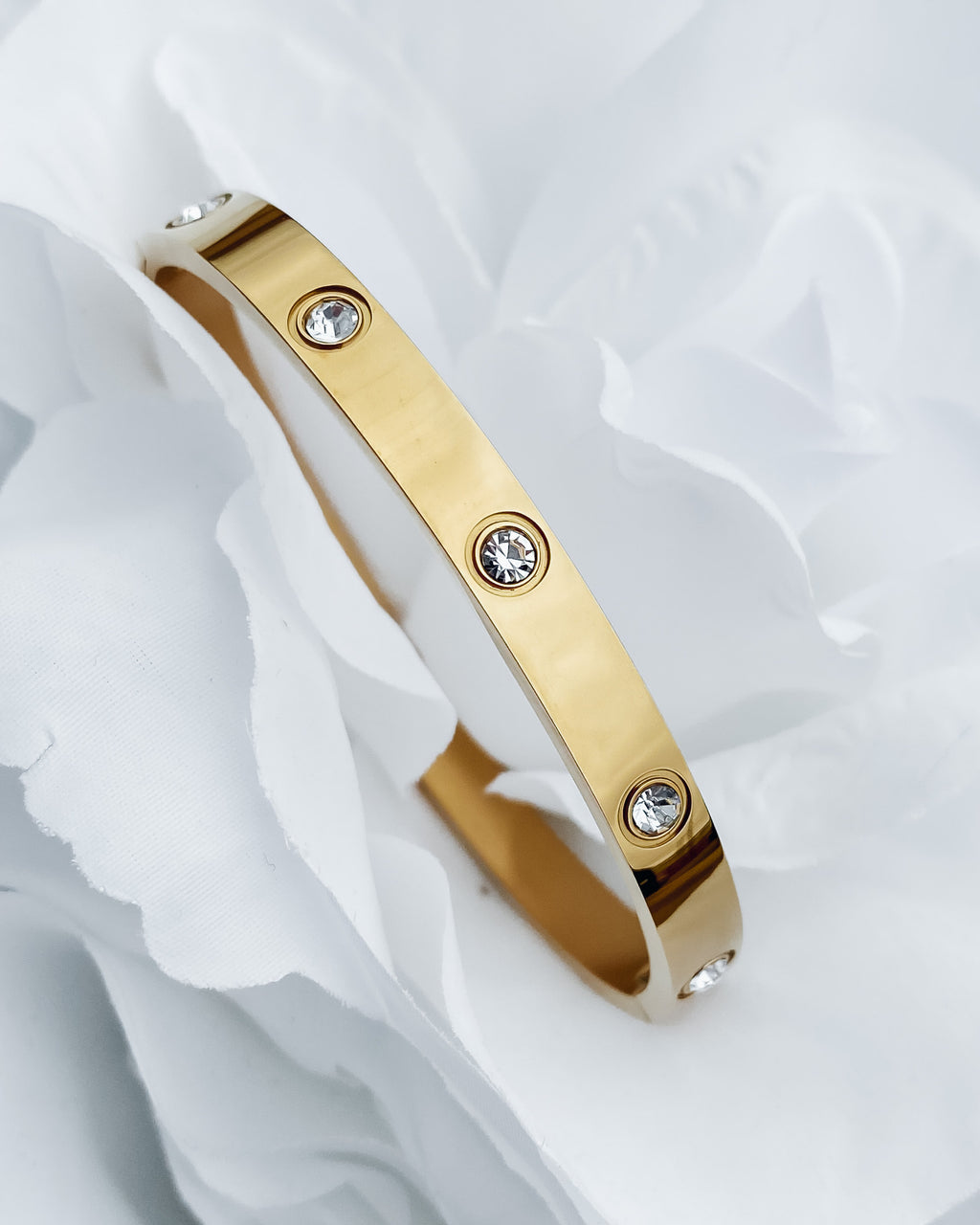 The Love Bracelet - Gold