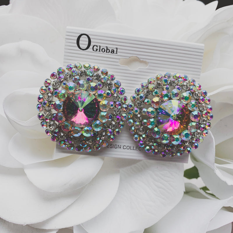 Bombshell Bling Earrings