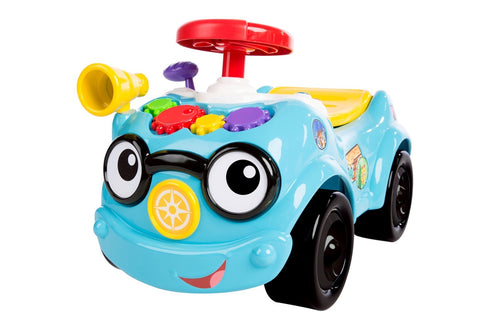 Baby Einstein Roadtripper Ride-On Car-Little Kingdom