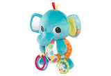 Bright Starts Explore & Cuddle Elephant-Little Kingdom