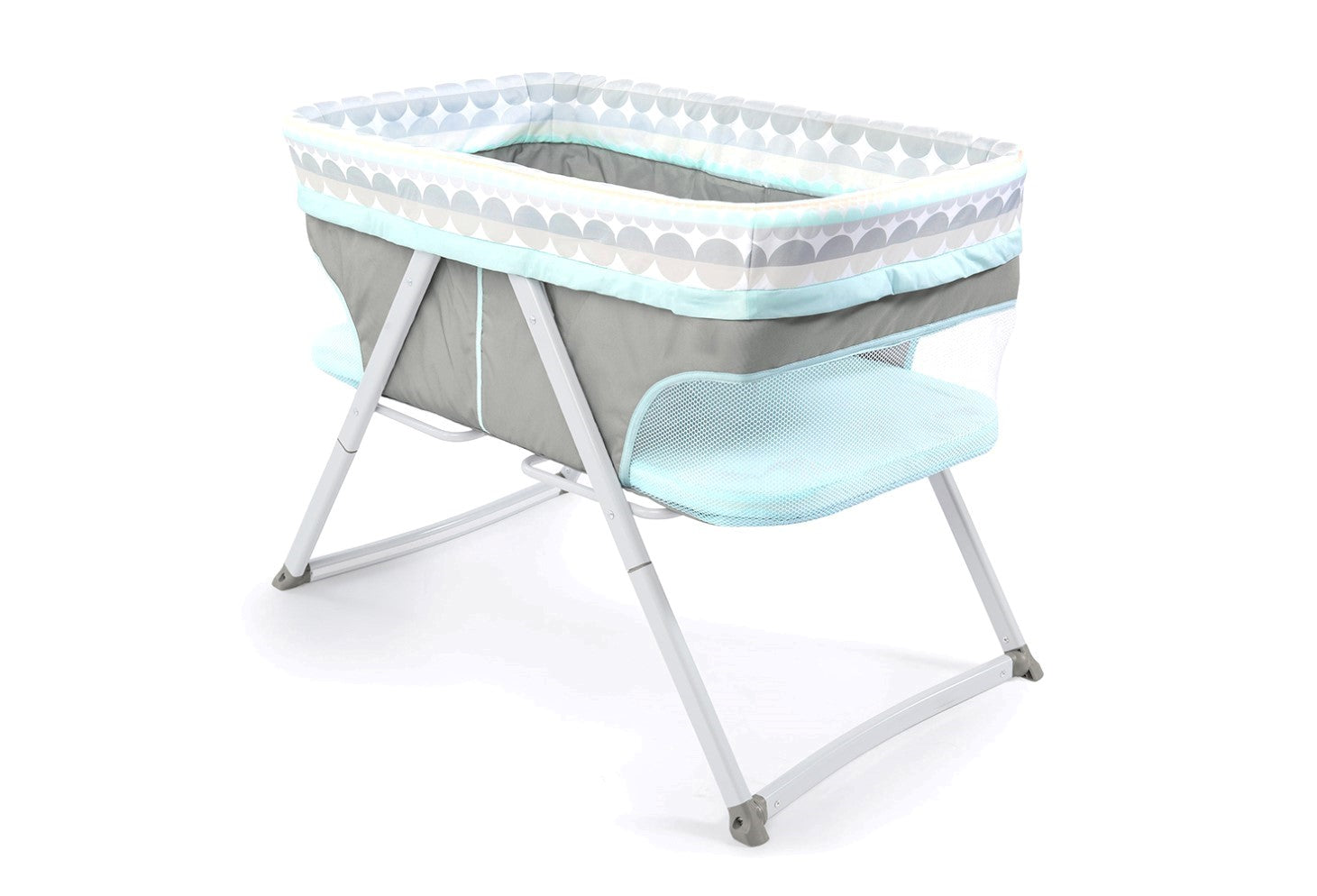 Ingenuity Foldaway Rocking Bassinet Juniper-Little Kingdom