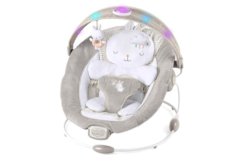 Ingenuity Inlighten Bouncer Twinkle Tails-Little Kingdom