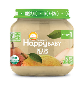 Happy Baby Jar Stage 1-Little Kingdom