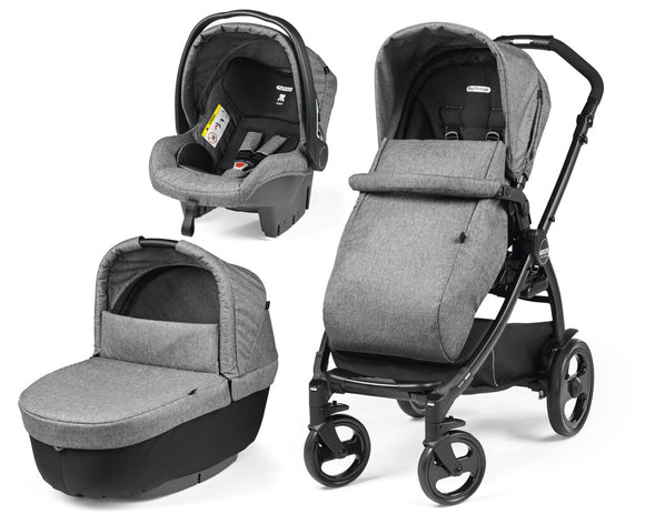 Peg Perego Futura Modular (3 in 1) Collection-Stroller-Little Kingdom