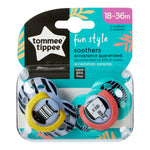 Tommee Tippee Closer to Nature Soother Collection-Soothers-Little Kingdom