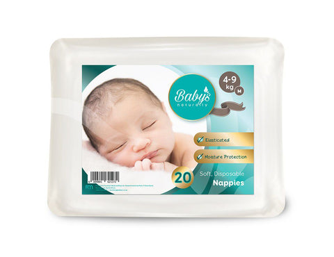 Babys Naturally Nappy Collection