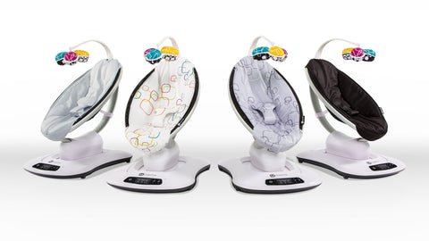 4 Mom's Mamaroo Infant Seat Collection-Infant Seat-Little Kingdom