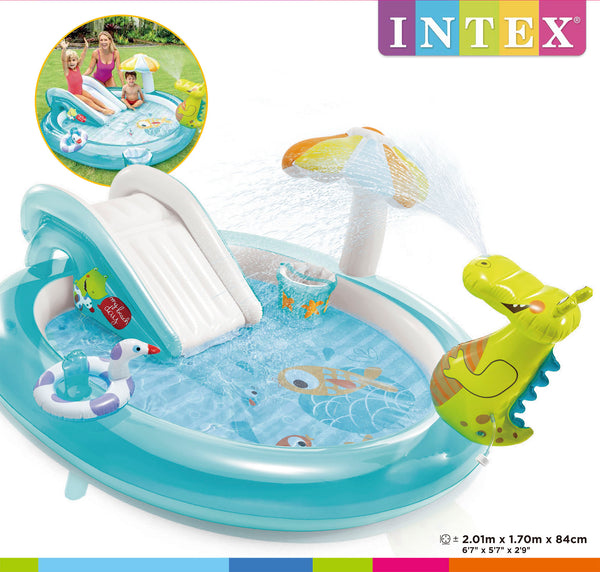 Intex Gator Play Center-Little Kingdom