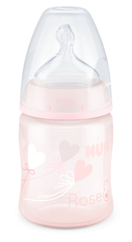 NUK First Choice Bottle Silicone Teat Collection-Bottle-Little Kingdom