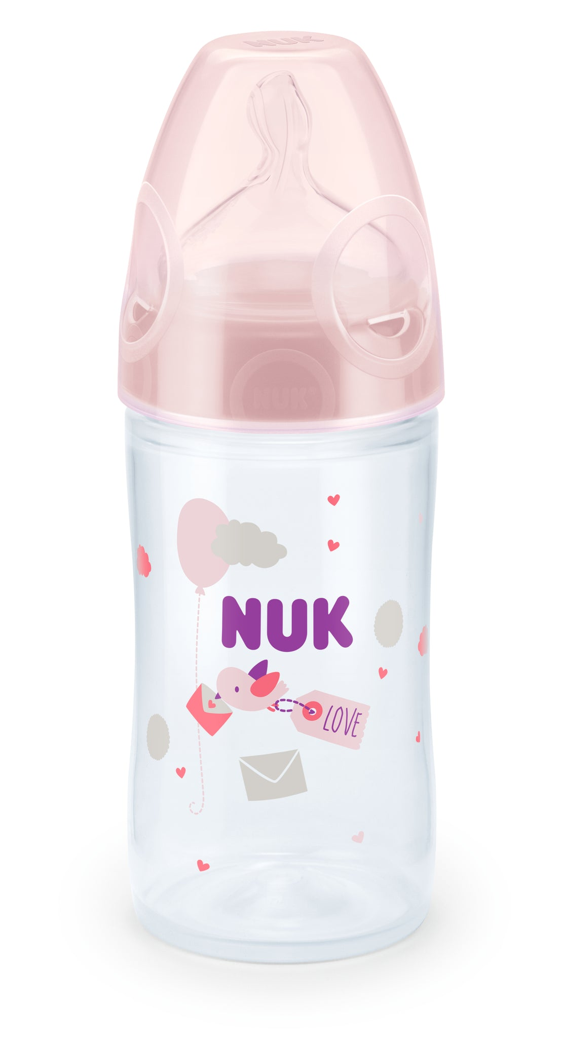 NUK First Choice Bottle Classic Collection-First Choice Bottle Classic-Little Kingdom