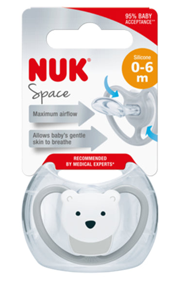 Nuk Space Soother Collection-Little Kingdom