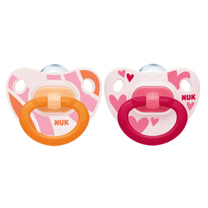 Nuk Happy Days Soother Collection-Little Kingdom