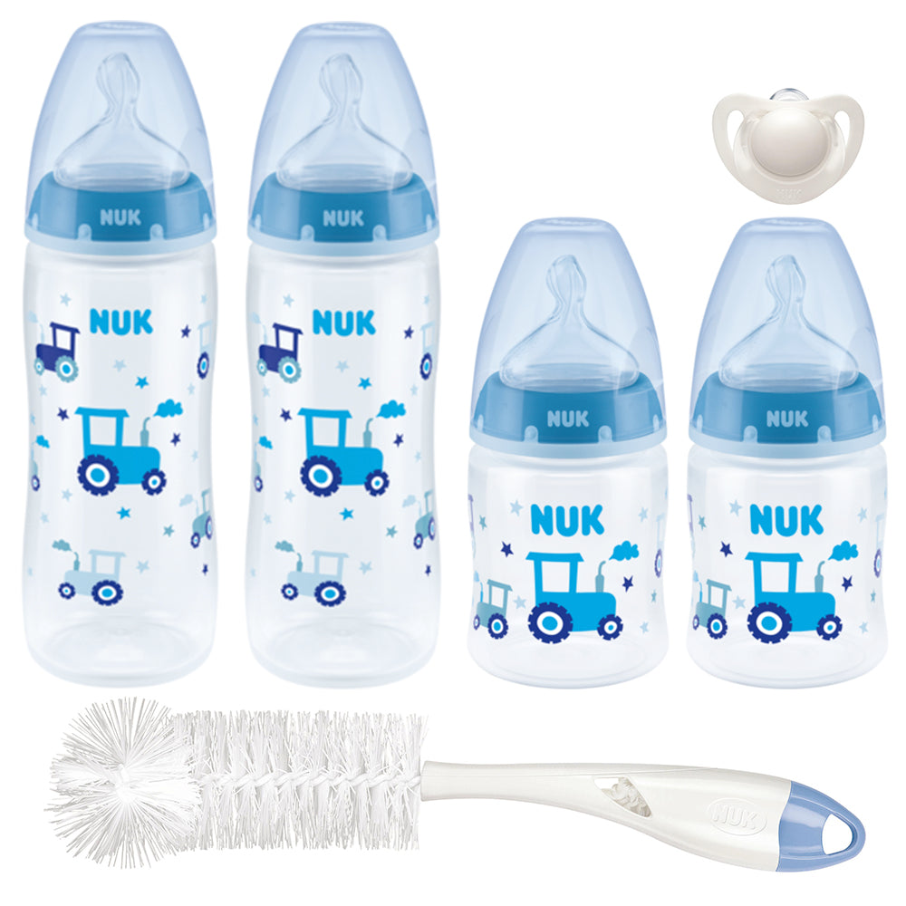 NUK First Choice Starter Pack Collection-Starter Pack-Little Kingdom