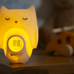 The Gro Company Groegg Shell Collection-Night Light-Little Kingdom