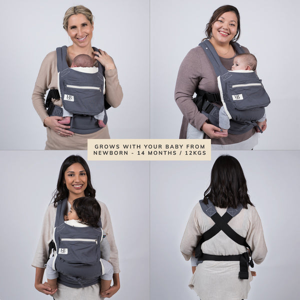 Ubuntu Baba Baby Carrier Collection