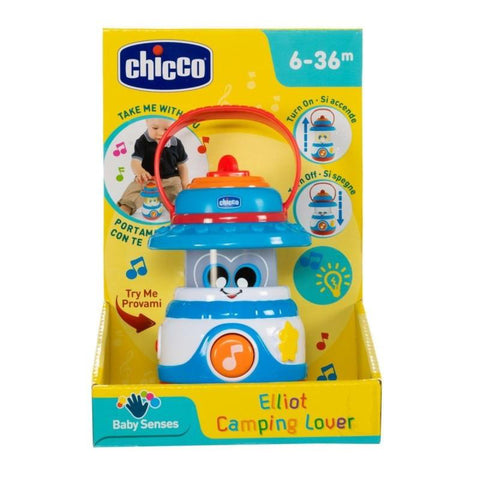 Chicco Baby Sense Elliot Camping Lover-Baby Toy-Little Kingdom