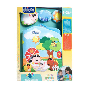 Chicco Baby sense Farm Animal Theatre-Farm Animal Theatre-Little Kingdom