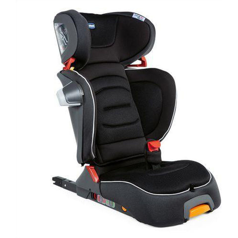 Chicco Fold N Go Car Seat Jet Black-Car Seat-Little Kingdom