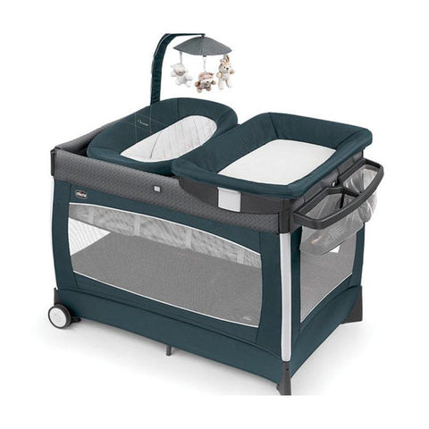 Chicco Lullaby Baby Playard-Travel Camper Cot-Little Kingdom