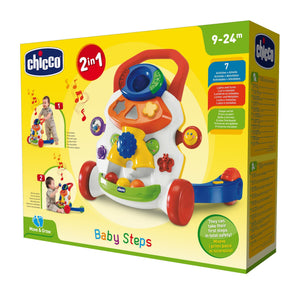 Chicco Move N Grow Happy Hippy Walker-Baby Toy-Little Kingdom