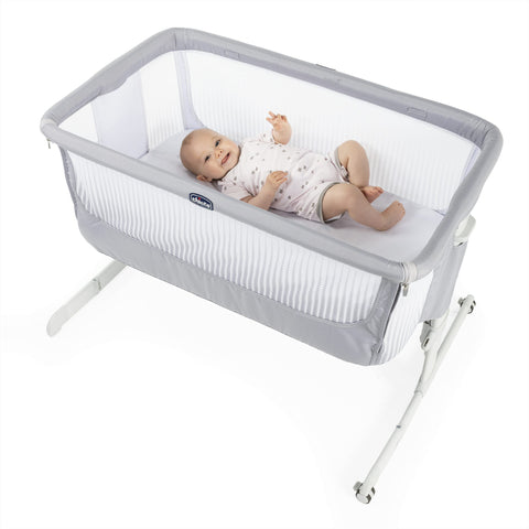 Chicco Next 2 Me Air-Travel Camper Cot-Little Kingdom