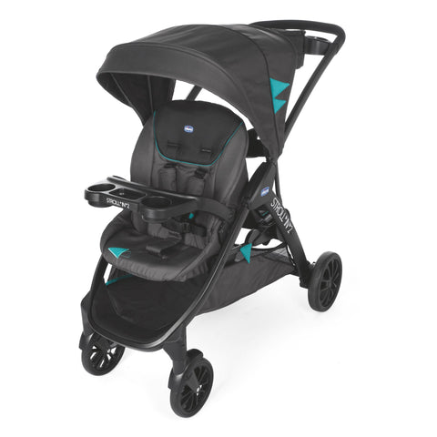 Chicco Stroll in 2 Stroller Octane-Strollers-Little Kingdom