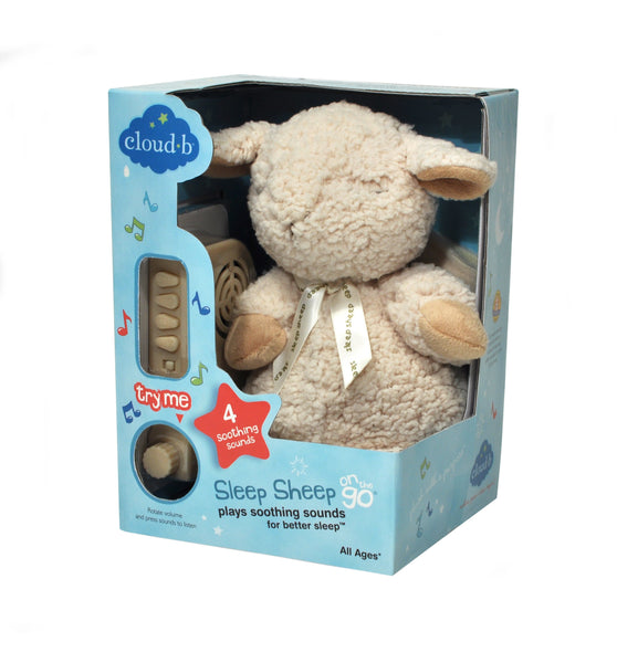 Cloud B On the Go Collection-Sheep on the go-Little Kingdom