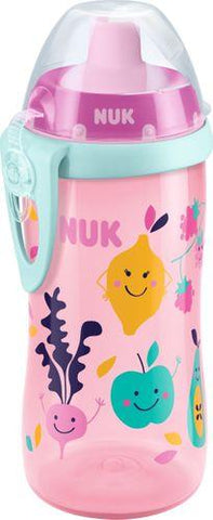 NUK Flexi Cup Collection-Little Kingdom