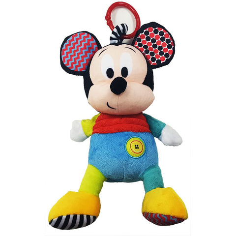 Disney Babies Activity Plush Toy Collection-Plush Toys-Little Kingdom