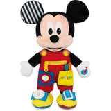 Disney Babies Cuddle & Learn Plush Collection-Plush Toys-Little Kingdom