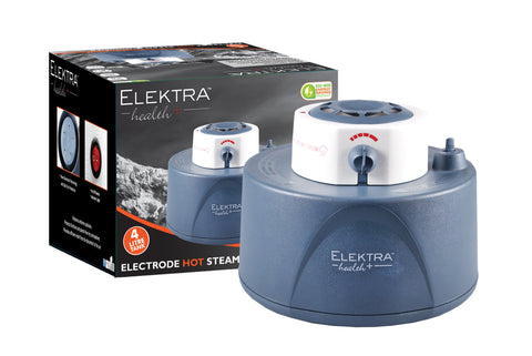 Elektra Electrode Warm Steam Humidifier 4L-Humidifier-Little Kingdom