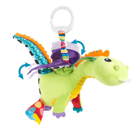Lamaze Clip on Toy Collection-Clip On Toy-Little Kingdom