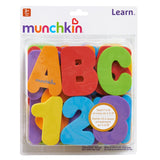 Munchkin Bath Letters & Numbers (36 Piece)-Bath Numbers-Little Kingdom
