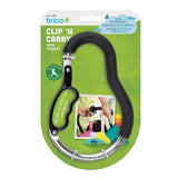 Munchkin Brica Clip & Carry Stroller Hook-Stroller Hook-Little Kingdom