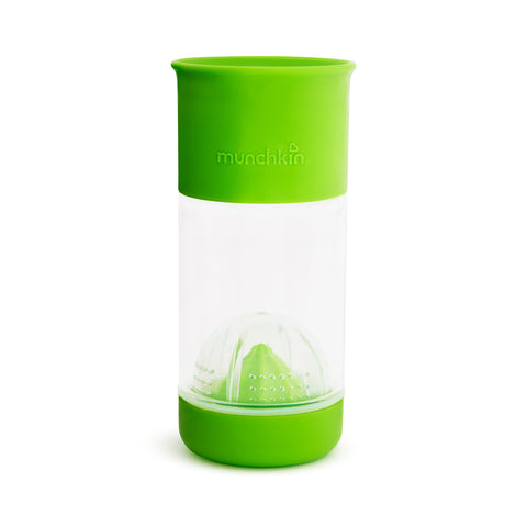 Munchkin Miracle 360 Degree Cup Fruit Infuser-Infuser Cup-Little Kingdom