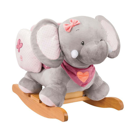 Nattou Rocker Adele the Elephant-Rocking Toy-Little Kingdom