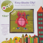 Oops Easy Blocks City-Block Puzzle-Little Kingdom