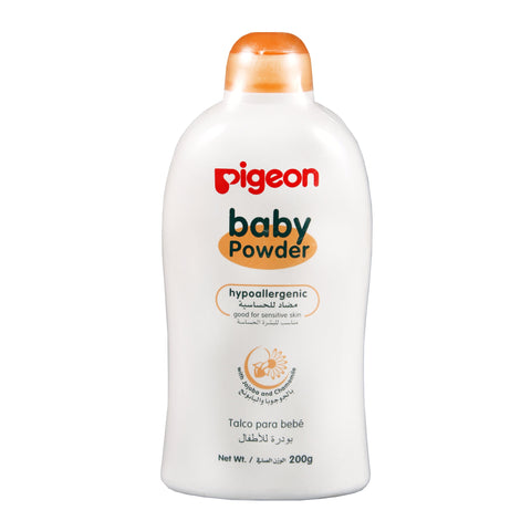 Pigeon Baby Powder 200g-Baby Powder-Little Kingdom