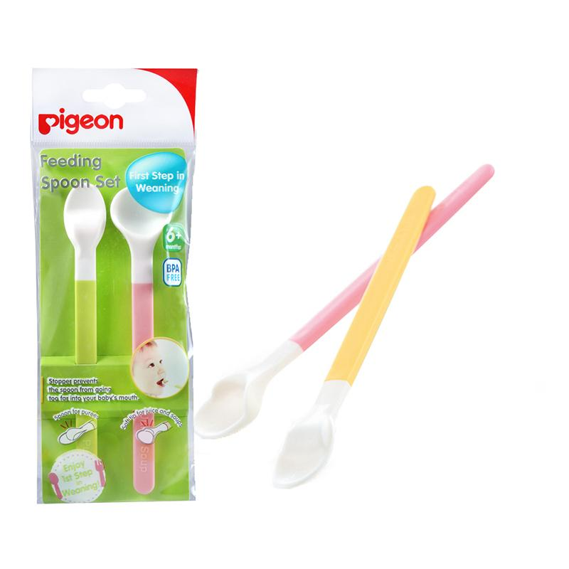 Pigeon Feeding Spoon Set-Feeding Spoon Set-Little Kingdom