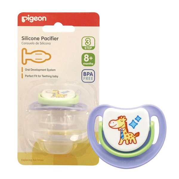 Pigeon Silicone Pacifier Collection-Silicone Pacifier-Little Kingdom
