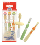 Pigeon Trainer Toothbrush Set-Trainer Toothbrush Set-Little Kingdom