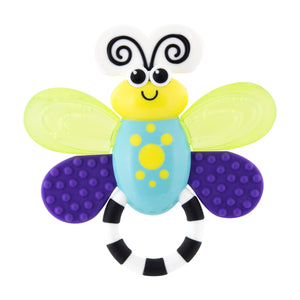 Sassy Flutterby Teether-Teether-Little Kingdom