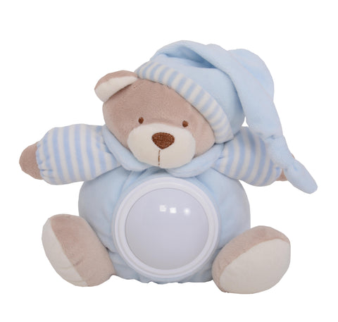 Snuggletime Classical Plush Natural Glow Teddy Collection-Plush Toys-Little Kingdom