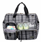 Snuggletime Nappy Bag Cambridge Classic-Nappy Bag-Little Kingdom