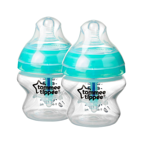 Tommee Tippee Closer to Nature Advanced Anti-Colic Bottle Collection-Anti Colic Bottles-Little Kingdom
