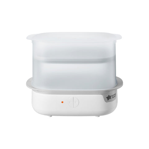 Tommee Tippee Super-Steam Advanced Electric Sterilizer-Electric Steam Sterilizer-Little Kingdom