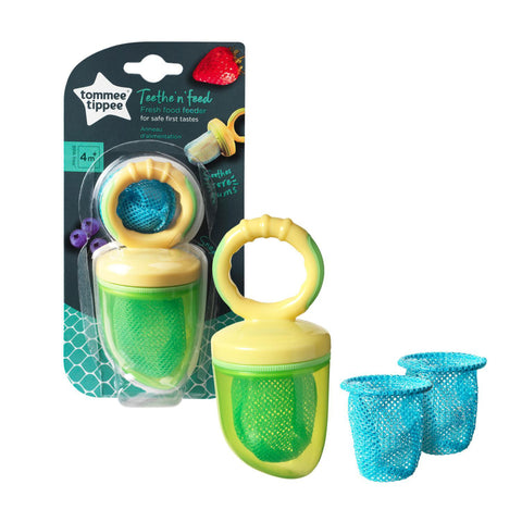 Tommee Tippee Teethe & Feed-Teether-Little Kingdom